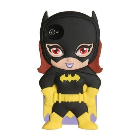 dc Comics Iphone Case dc Comics Batgirl Iphone 4/4s