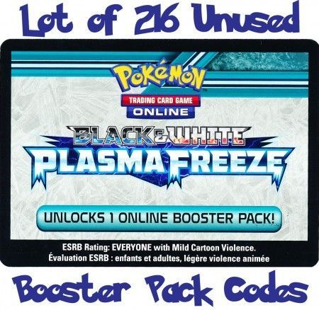 Pokemon trading card game online booster pack code generator