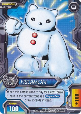 digimon world 1 how to meet frigimon