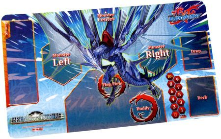 Future Card Buddyfight Break To The Future Playmat
