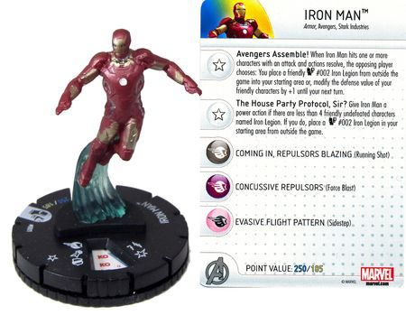 Iron Man #001 Marvel: Avengers - Age of Ultron Movie Gravity Feed