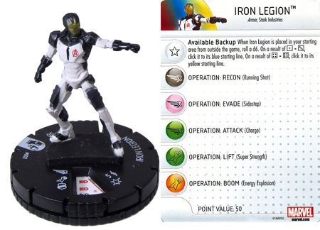 Iron Legion #002 Marvel: Avengers - Age of Ultron Movie Gravity Feed