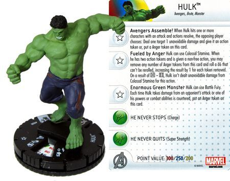 Hulk #008 Marvel: Avengers - Age of Ultron Movie Gravity Feed