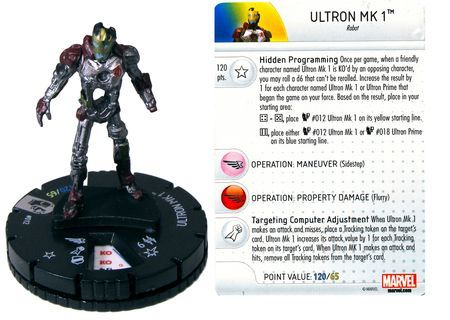 Ultron MK1 #012 Marvel: Avengers - Age of Ultron Movie Gravity Feed