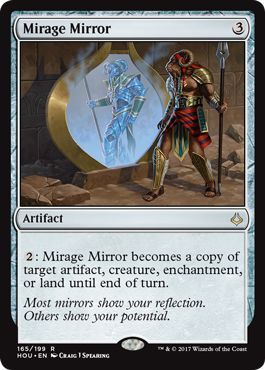 Mirage Mirror Hour Of Devastation Singles Magic The