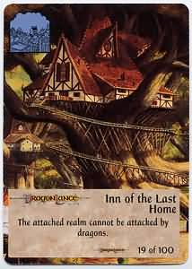 Inn Of The Last Home Spellfire Dragonlance Singles
