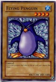 Flying Penguin Mp1 011 Common Yu Gi Oh Promo Cards