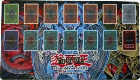 Upper Deck Regionals Yugioh Sacred Beasts Playmat