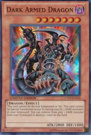 The gallery for --> Yugioh Dark Armed Dragon