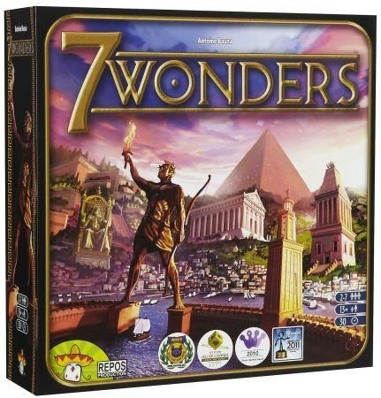 7 Wonders (board game)