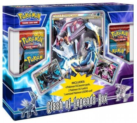 Dialga And Palkia Fusion Clash of Legends Dialg...