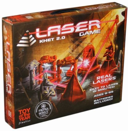 khet the laser game 2 0 board game innovention toys board games a z board game. Black Bedroom Furniture Sets. Home Design Ideas