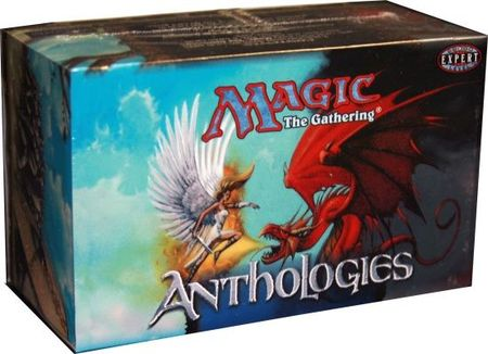 Anthologies Box Set Mtg Magic The Gathering Sealed